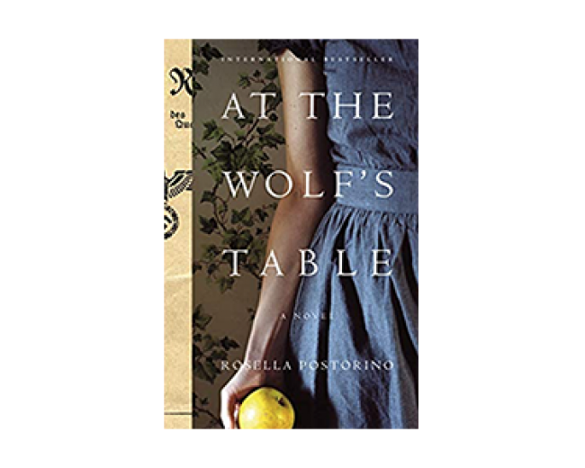 At the Wolfs Table book cover